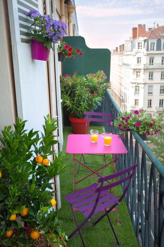 C sped artificial en terrazas y ticos tarimas maravillas - Cesped artificial atico ...